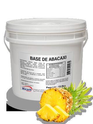 Base de Abacaxi