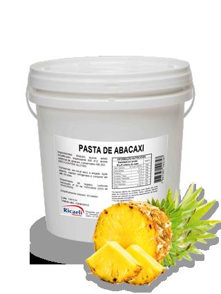 Pasta de Abacaxi