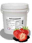 Pasta de Morango
