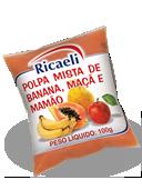Banana, Mamão e Maçã