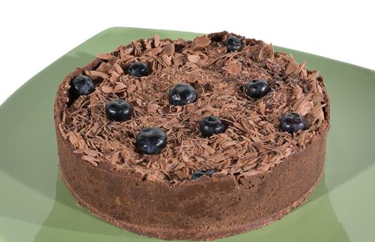 Torta Sensação de Mirtilo