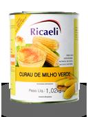 Curau de Milho Verde Ricaeli