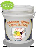 Preparado de Abacaxi ao Vinho Ricaeli