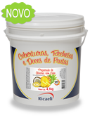 Preparado de Abacaxi com Coco Ricaeli